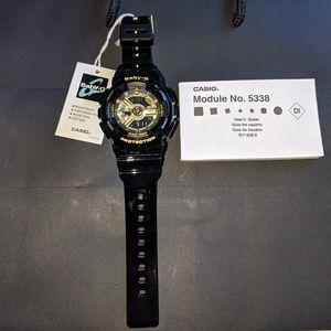 New Baby-G Casio Women's Watch